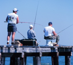 pier anglers