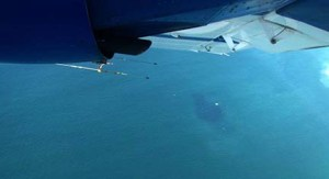 aerial survey photo