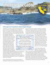 2014 Marine Region project summary