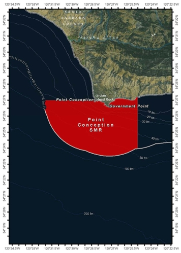 Point Conception State Marine Reserve
