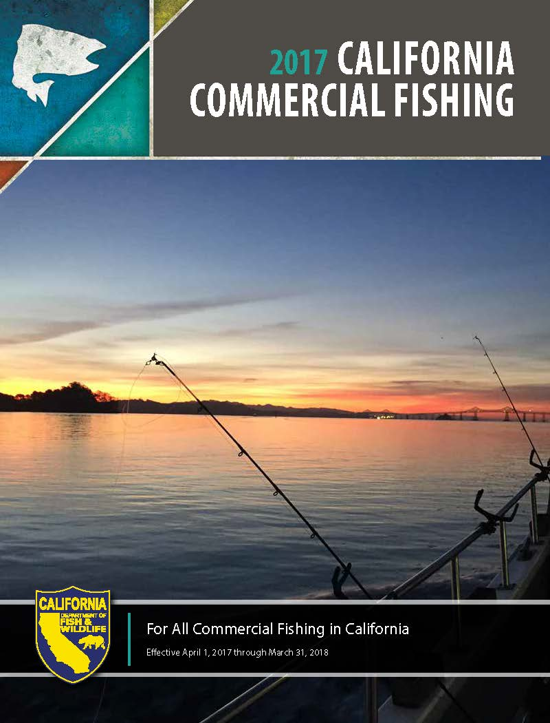 california commercial fishing digest now available online