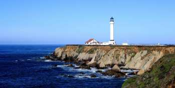 lighthouse and reserve