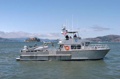 Patrol Boat Marlin