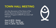 OREHP town hall meetings