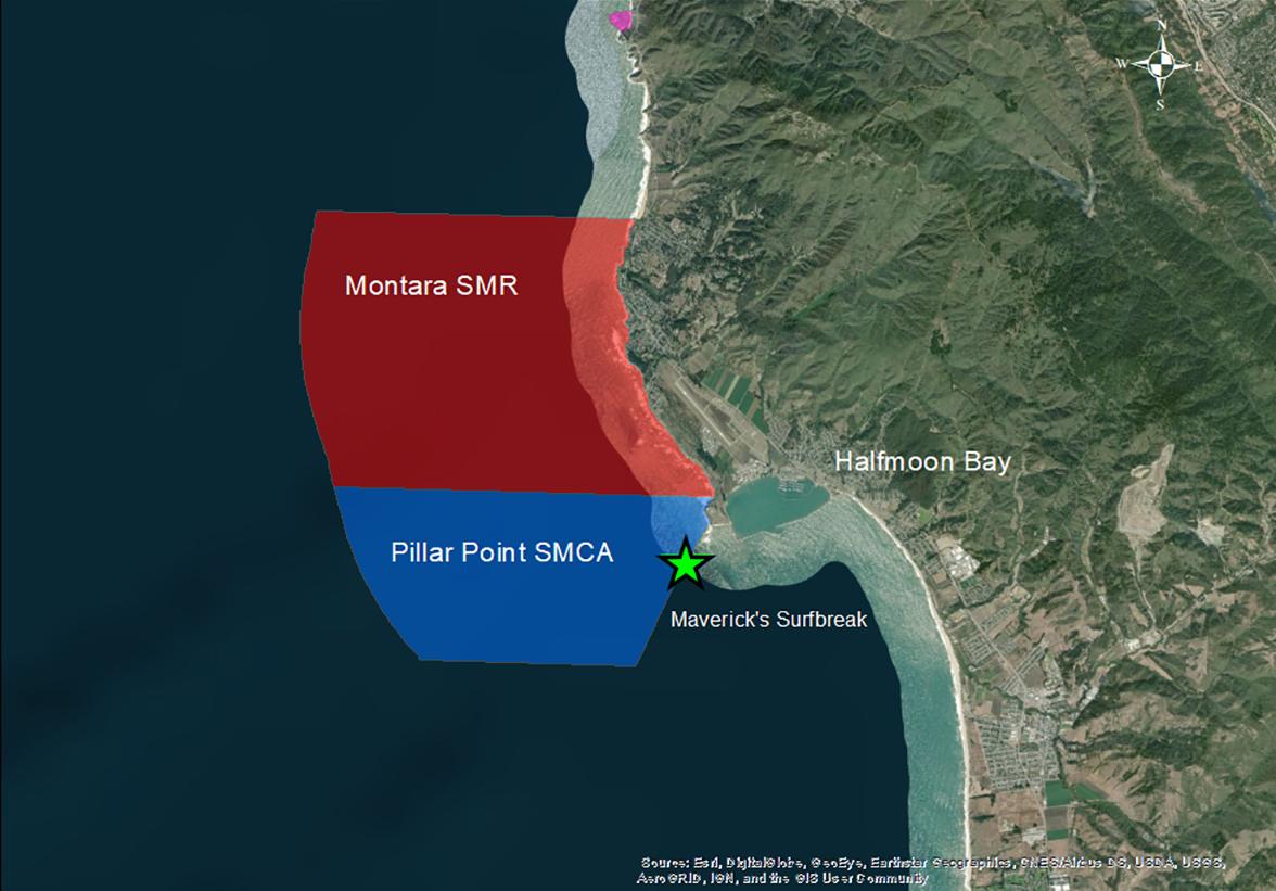 Exploring California S Marine Protected Areas Pillar Point