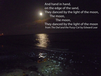 grunion and poem