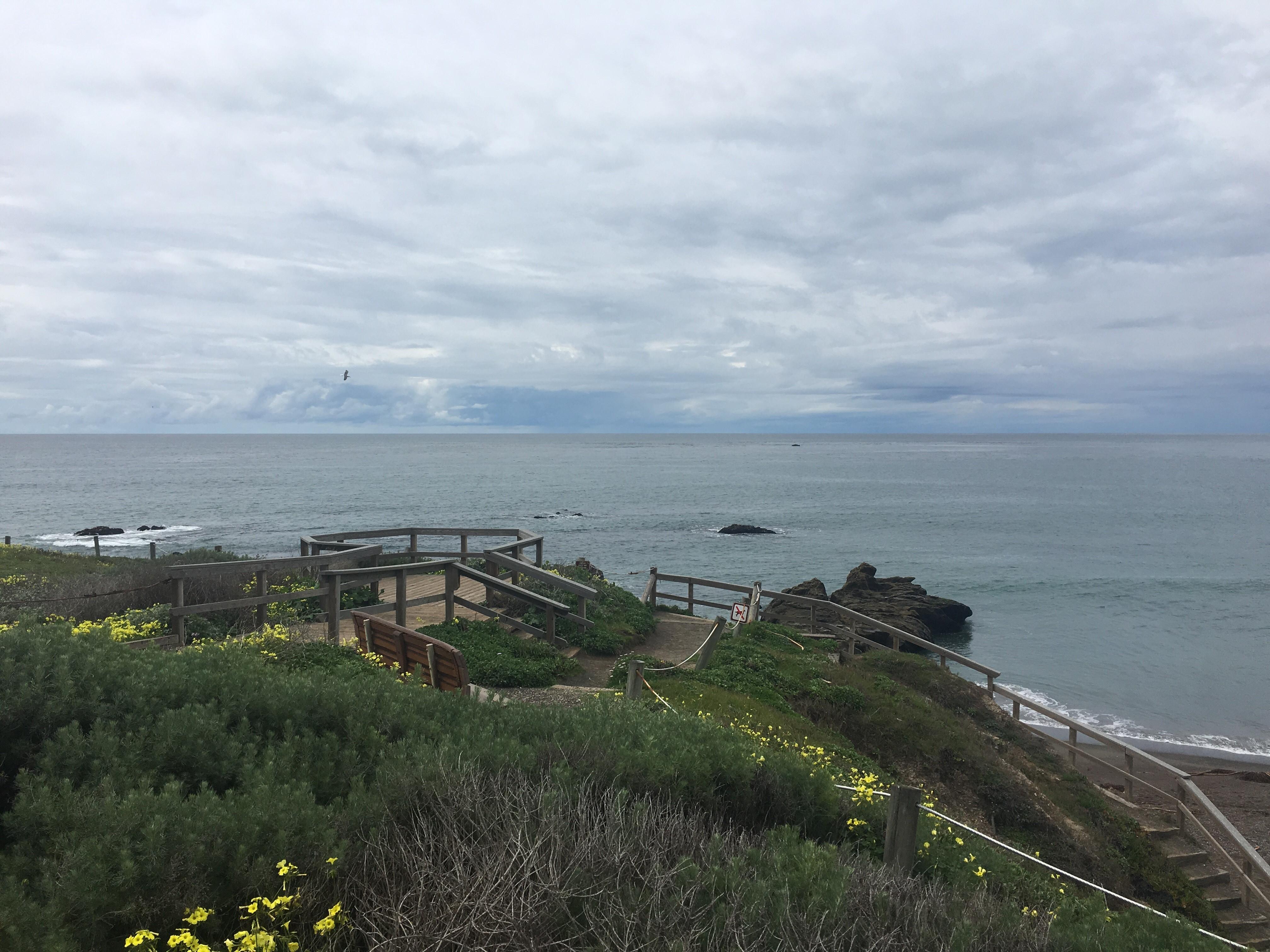 Moonstone Beach Boardwalk