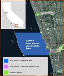 Map of Swami's SMCA