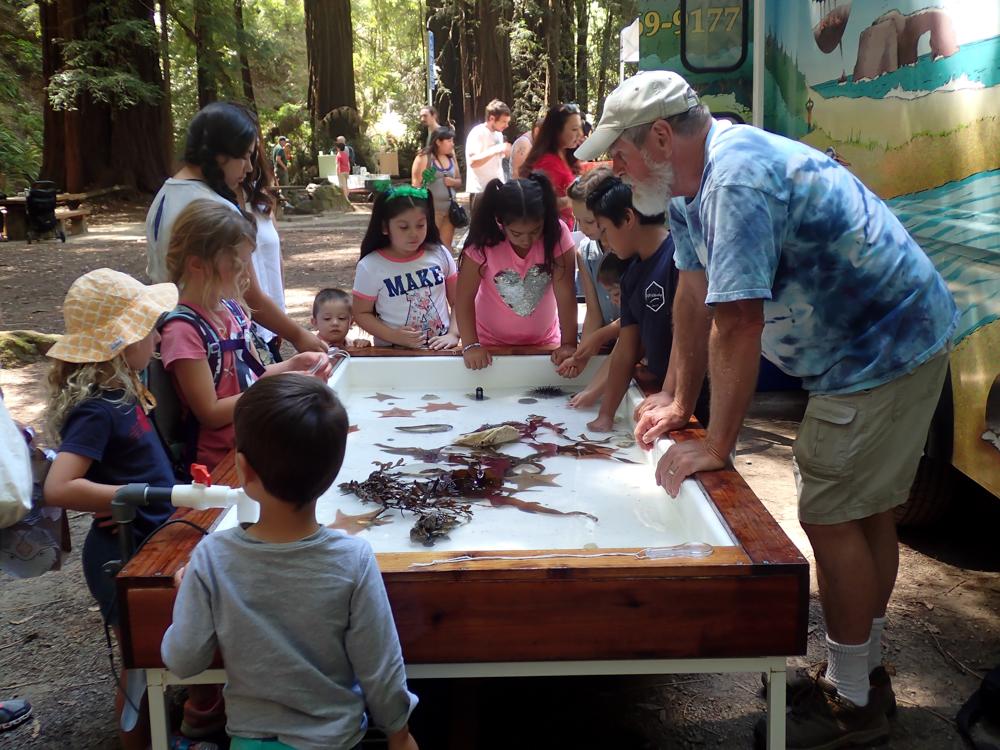 Traveling Tidepool of the Sonoma MPA collaborative