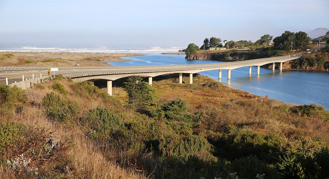 Ten Mile River Bridge